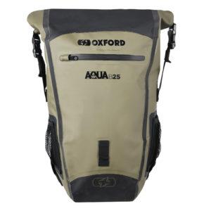 Oxford Aqua B25 Hydro Backpack Khaki/Black