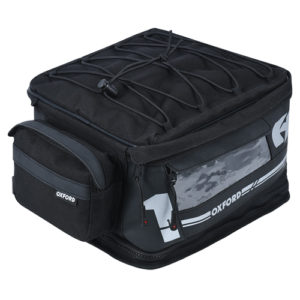 Oxford F1 Tail Pack Small 18L With Zip Base
